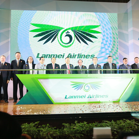 Lanmei Airlines launches flights in Cambodia, sets up 'sky highway' for Mekong countries